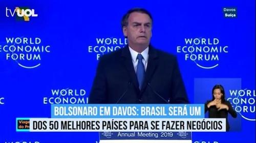 브라질 보우소나루 대통령 세계가 기대하는 개혁 추진할 것(종합)