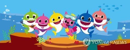 '상어가족' 3주째 빌보드 점령…전주보다 1계단 오른 37위