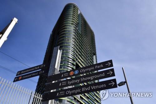 작년 '성탄 전날 대피소동' 시드니 34층 아파트, 붕괴위험 없어