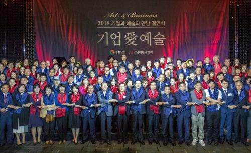 경남메세나협회, 올해도 변함없이 예술지원