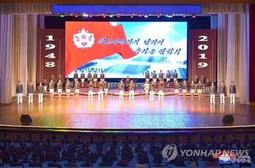 北 건군절 71주년…열병식·보고대회 없이 '조용히' 지나가나
