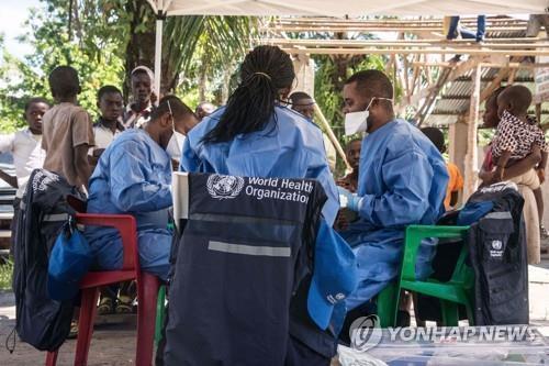 민주콩고서 에볼라 감염 사망자 6개월만에 500명 넘어