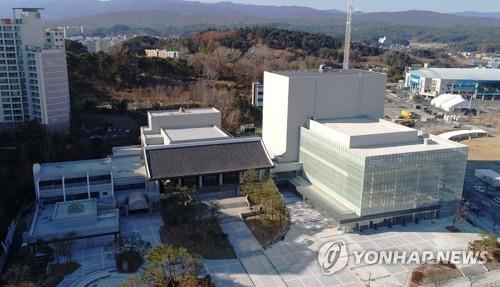강릉아트센터 공연장 가동률 95%…수도권보다 더 높다