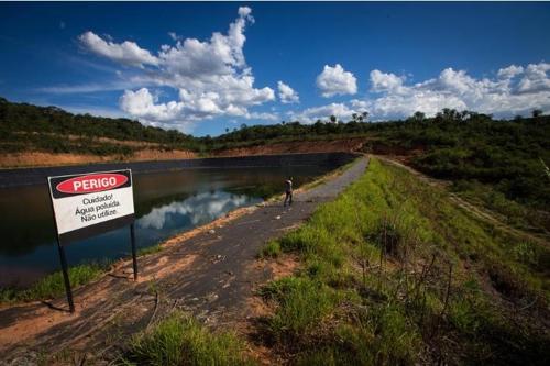 브라질 남동부에 방치된 광산 400여곳…언제든 터질 '시한폭탄'