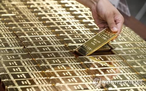 中중앙은행, 한달새 금 보유량 10t 늘려…2개월 연속 순매수