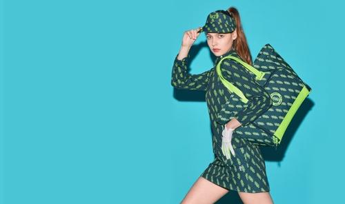 LF 헤지스골프, 해외 CD 영입해 봄·여름 상품 출시