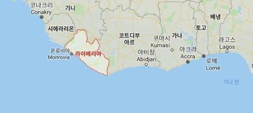 """라이베리아서 금광 붕괴…""""5명 숨지고 35명 실종"""""""