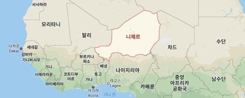 """서아프리카 니제르서 선박 침몰…""""43명 실종"""""""