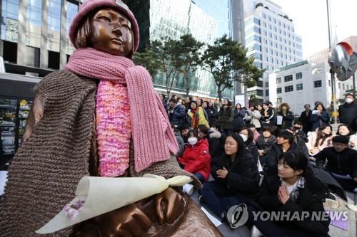 충북 다섯번째 '평화의 소녀상' 내달 1일 충주서 제막식