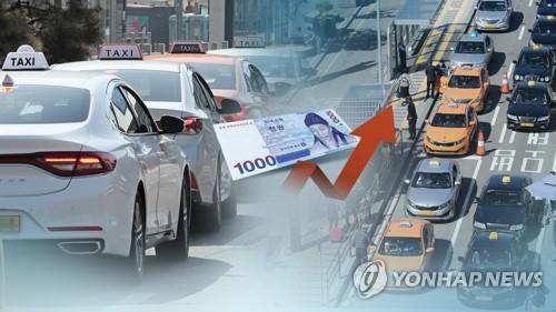 경북 택시요금 6년 만에 오르나…물가대책위 심의만 남아
