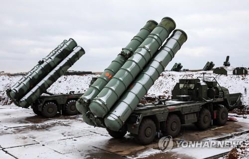 """에르도안 """"美, '러시아제 S-400 미사일 구매말라' 강하게 압박"""""""