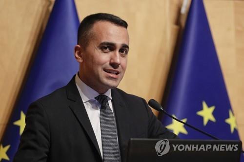 伊집권당 '오성운동', 유럽의회 선거 앞두고 새 교섭단체 '시동'