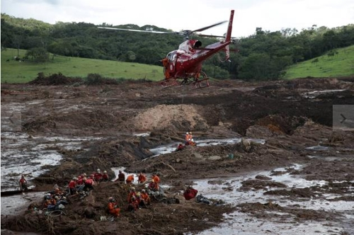브라질 남동부지역 또 댐 붕괴 위험…인근 주민들 긴급대피