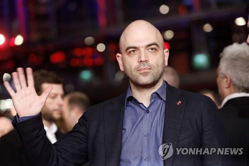 이탈리아 반(反)마피아 작가, 베를린영화제서 정부비판