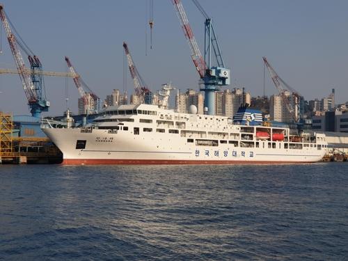 해양·수산계 국립대 실습선 4척 내일 동시 명명식