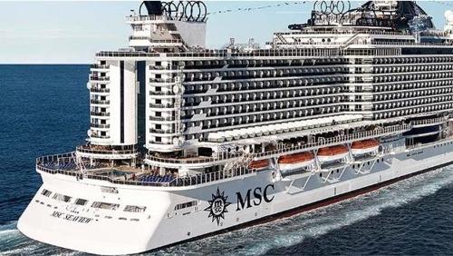 브라질 크루즈 선박서 홍역 환자 발생…운항 중단하고 백신 접종