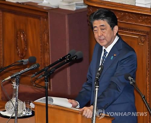 日 아베 또 '손타쿠' 스캔들…통계부정에 비서 개입 의혹