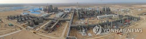 '자원 부국' 투르크메니스탄과 에너지·건설협력 논의