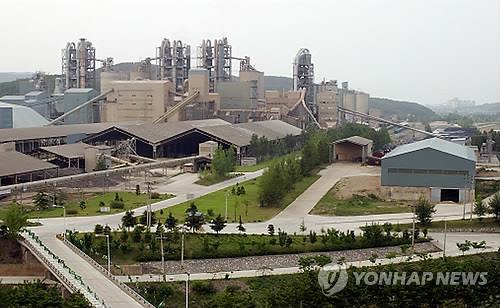 '미세먼지 줄여라' 한라시멘트 옥계공장 전담반 가동