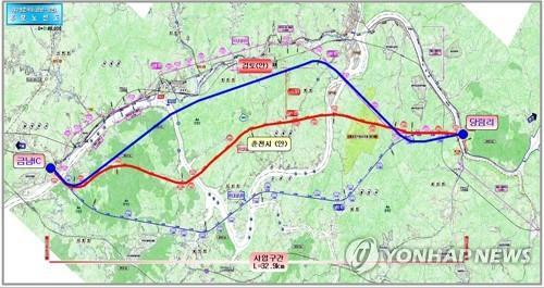 """남양주시 """"제2경춘국도 기존 국도 교통난 가중"""""""