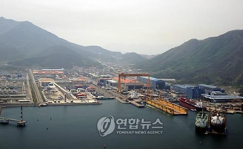 """성동조선해양 두 번째 매각도 실패…법원 """"3월 재추진"""""""