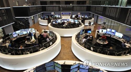 [유럽증시] 미·중 무역협상 결과 기대…상승 마감