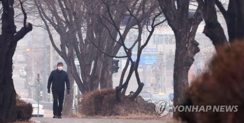 충북 대체로 맑음…미세먼지 '매우 나쁨'