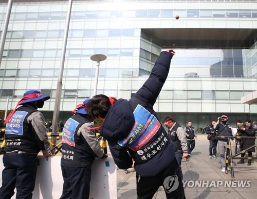 """[금융중심지] """"전주로, 부산으로""""…총선 앞둔 국책은행 지방이전론"""