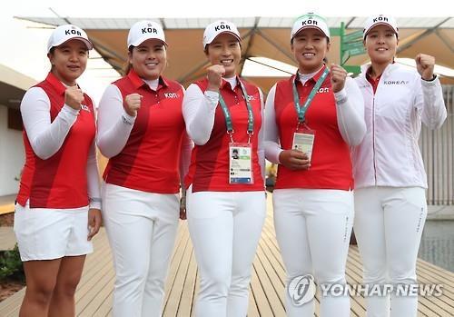 [권훈의 골프산책] 도쿄 올림픽에도 한국 여자골프 4명 출전할까