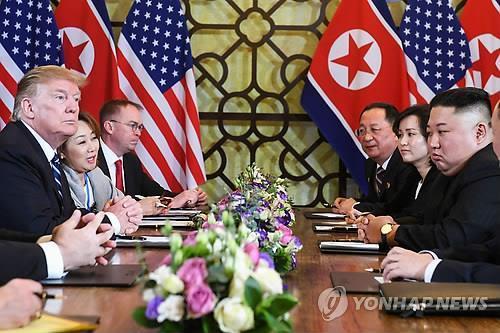 트럼프 외교적 난관…北과 톱다운→전통적 협상 전환 필요
