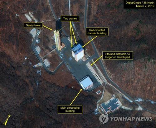 [김귀근의 병영톡톡] 핵담판 결렬 이후 北동창리 발사장에 쏠린 눈
