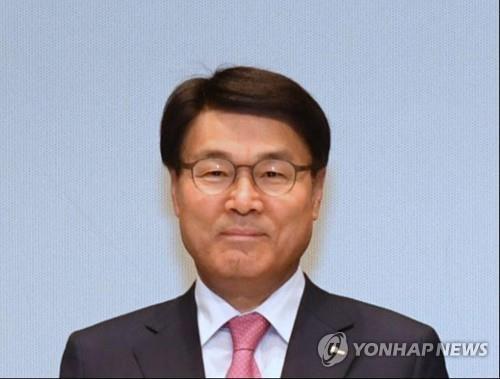 """포스코 최정우 """"노동이사제는 법적기준 마련돼야 검토 가능""""(종합)"""