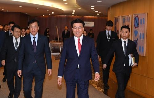 포스코, 최정우·장인화 2인 대표체제로…이사회 의장 김신배(종합2보)