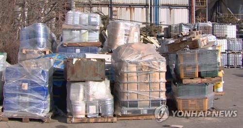 전북, 도내 방치 불법 폐기물 3만6천 2021년까지 전량 처리