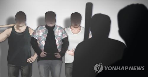 '사소한 시비 끝' 패싸움한 전주 양대 조폭…2차충돌까지