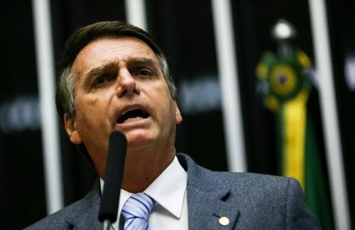 브라질 보우소나루 美 이어 칠레 방문…남미 우파 정상회의 참석