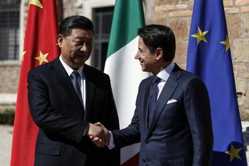 이탈리아, 서방 우려 불구 中과 '일대일로' 양해각서…G7 최초(종합3보)