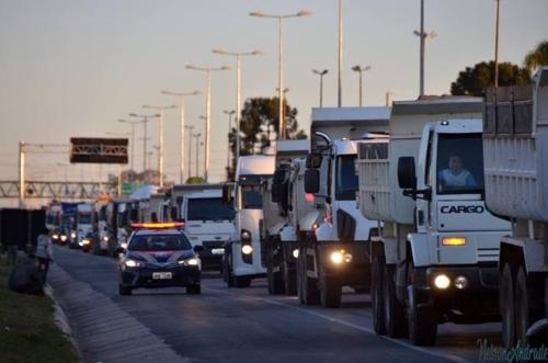브라질 트럭운전사 파업 재발 조짐…이달말 파업 소문
