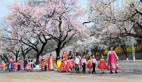 [마이더스] 북녘에도 봄봄봄 봄이 왔네요~