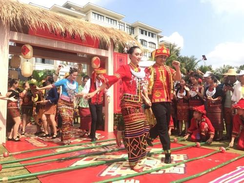 [AsiaNet] Hainan Autonomous County Lings..