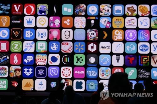 애플, 차기 운영체제 iOS13에 다크모드·새 제스처 도입할듯