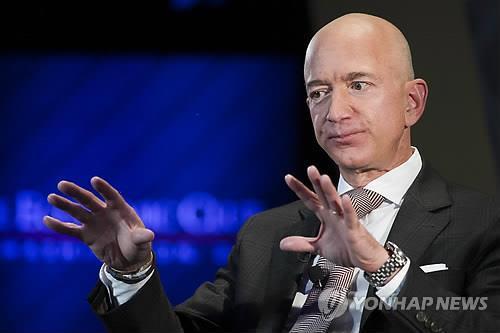 """""""아마존 CEO 베이조스, 뉴욕서 680억원대 아파트 물색"""""""