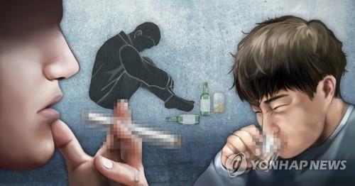 옥천군민 흡연·음주 비율↓…건강행태 개선