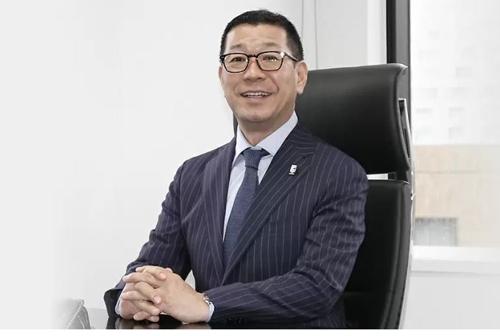 일본 프로농구 마사아키 총재, KBL 방문