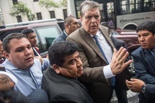 '수뢰의혹' 페루 전대통령 사망 계기 사법권 남용 둘러싸고 논란