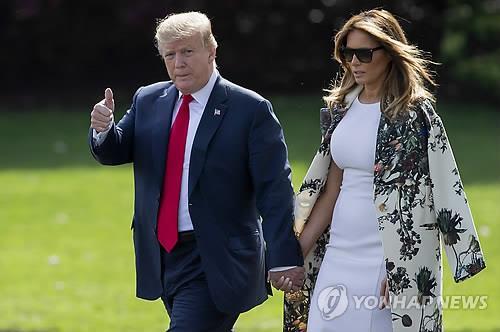 트럼프 美 대통령, 내달 25~28일 일본 국빈방문(종합)