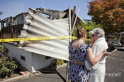 """""""美 캘리포니아 최근 10년간 지진 180만번 발생했다"""""""