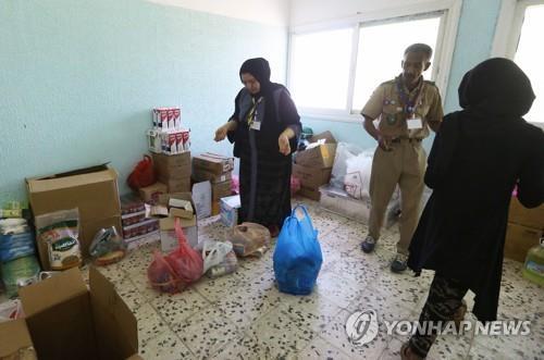 리비아 내전 사상자 1천명 넘어…난민들도 대피