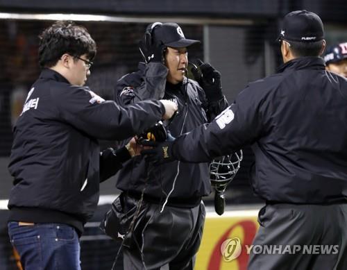 [천병혁의 야구세상] 비디오판독 효과? '감독 vs 심판' 감정싸움이 사..