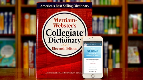 어벤져스는 버지(buzzy)…메리엄웹스터 사전에 오른 새 단어들